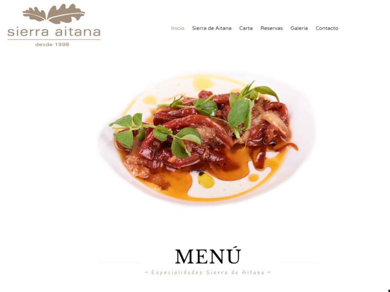 Restaurante Sierra de Aitana